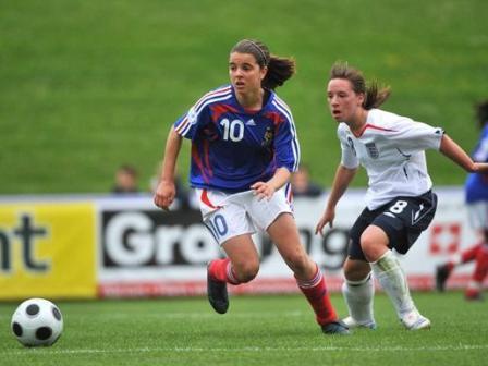 Léa Rubio (photo : UEFA)