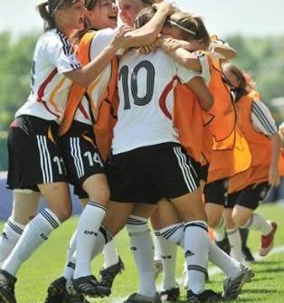 L'Allemagne est sacrée (photo : DFB)