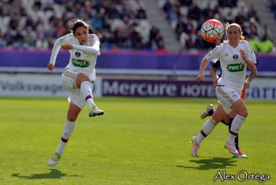 #CDFF (Finale) - Louisa NECIB libère l'OLYMPIQUE LYONNAIS (2-1)