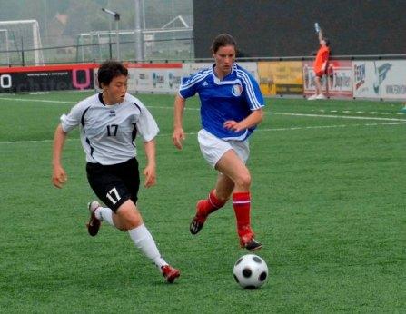 Valérie Lossignol a tenu bon dans la défense tricolore