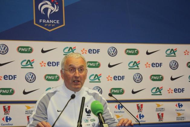 """#Bleues - Philippe BERGERÔO : """"Ce n'était pas tout à fait l'équipe que l'on avait prévue d'aligner"""""""