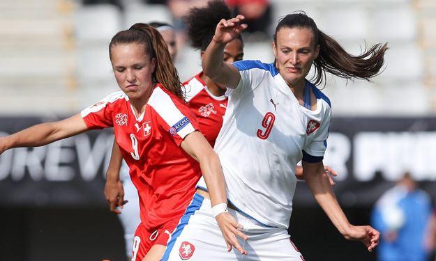 Lia Wälti et la Suisse après leur 1re Coupe du Monde, joueront leur 1er Euro (photo Football.ch)