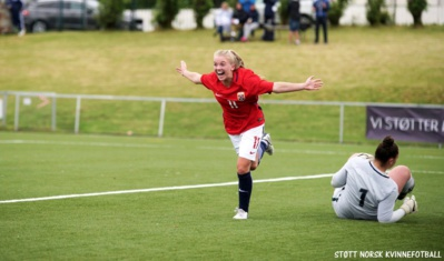 La Norvège avait ouvert le score en première période