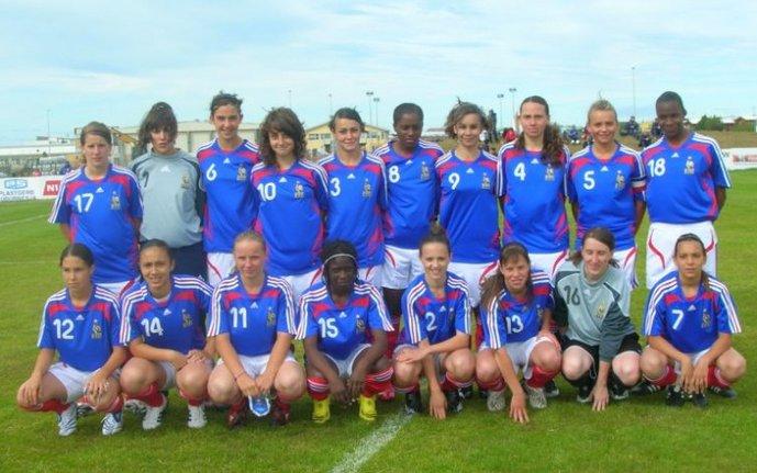 Les Françaises sous le vent islandais