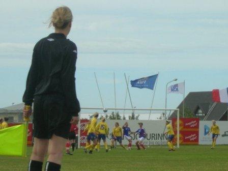 Nordic Cup : la France corrige la Suède