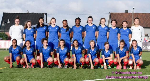 U16 - La FRANCE accrochée par l'ISLANDE (1-1) jouera le match pour la troisième place