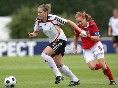 L'Allemagne au rendez-vous (photo : DFB)