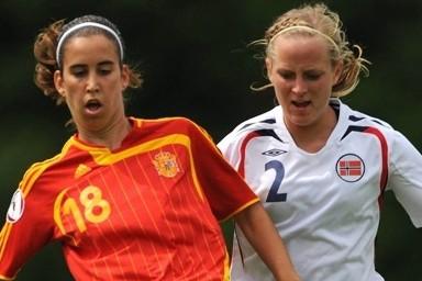 Les Norvégiennes restent en course (photo : uefa.com)
