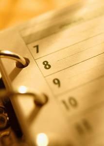 D1 : le calendrier connu