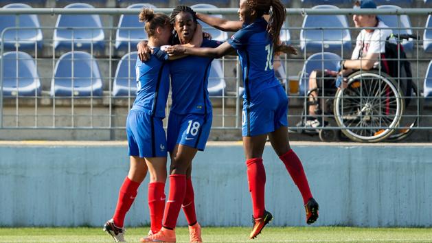Katoto a montré le chemin de la qualification (photo UEFA.com)