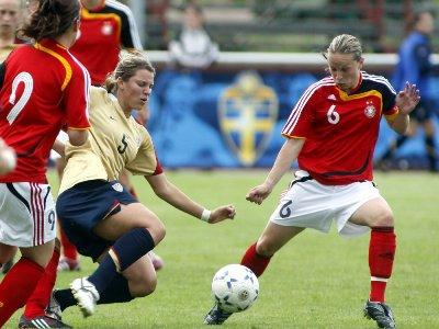 Les Américaines s'imposent nettement en finale (photo : DFB)