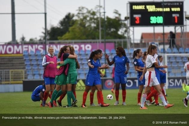 Euro U19 - La FRANCE en neuf minutes s'offre une finale