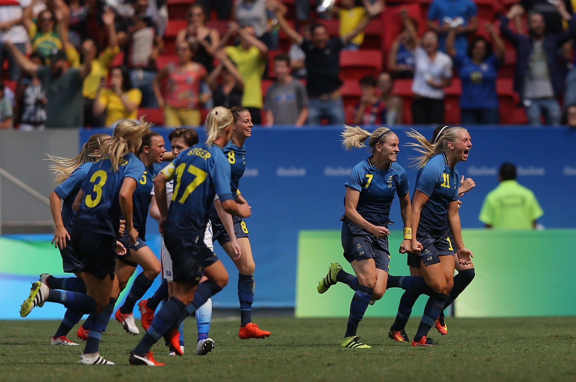Blackstenius a ouvert le score (photo FIFA.com)