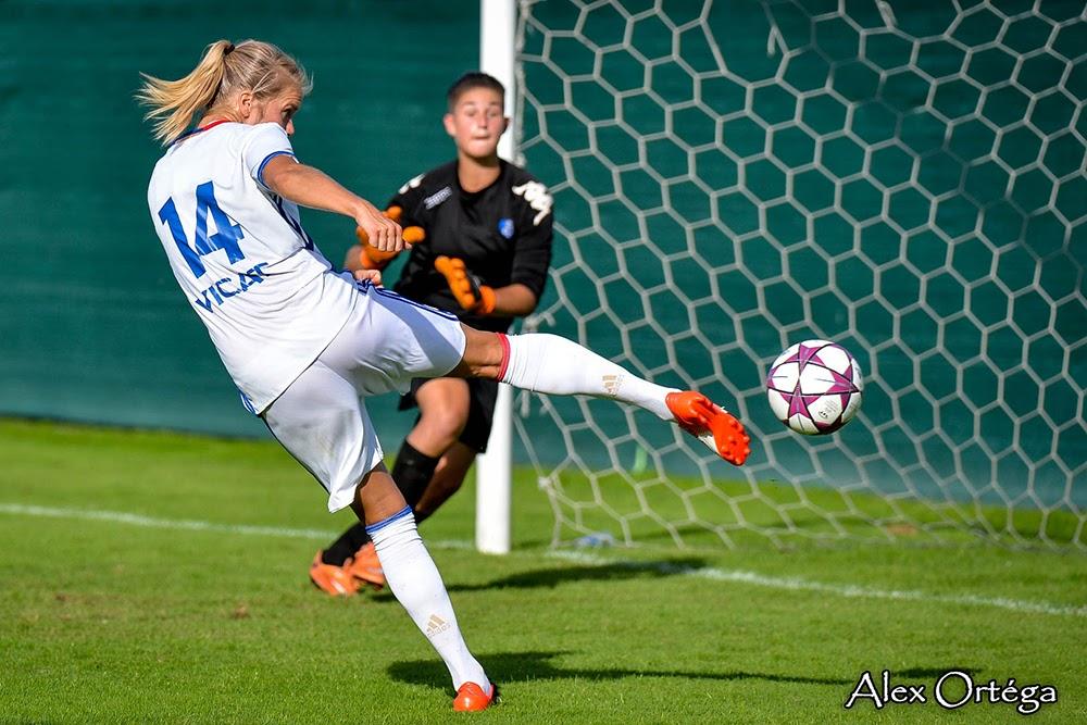 Ada Hegerberg, 33 buts en D1 la saison dernière, sera encore l'arme fatale
