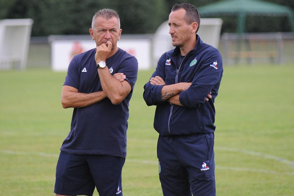 Hervé Didier sera assisté cette saison de Jerôme Bonnet, ex-coach des U19