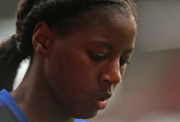 Aïssatou Tounkara remplace Griedge Mbock (photo FFF)