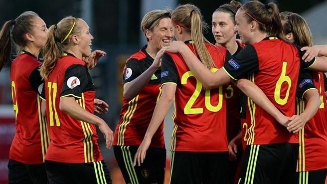 La Belgique est qualifiée (photo David Catry/UEFA.com)
