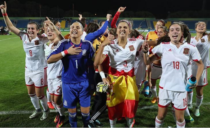 L'Espagne a pris sa revanche sur l'Allemagne (photo FIFA.com)