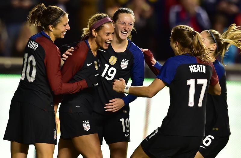 Les Etats-Unis faciles vainqueur de la Suisse (4-0)