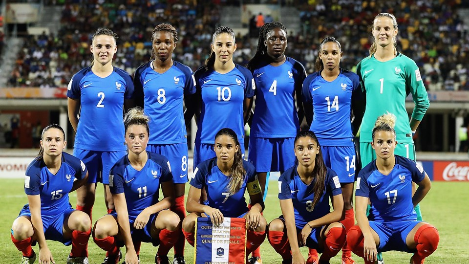 Coupe du Monde U20 (Quart) - La FRANCE sort l'ALLEMAGNE et s'offre une demie