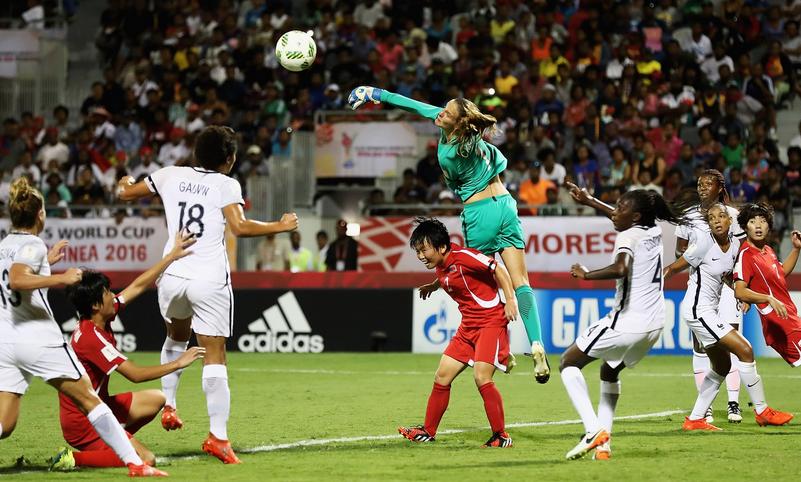 Chavas n'a pas pu contenir les assauts adverses (photo FIFA.com)
