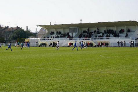 Le stade Maquin où jouera Juvisy face à Albi (photo club)