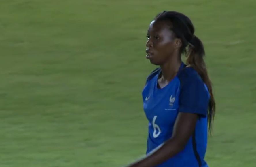 Bleues - 2017 débute par un succès face à l'AFRIQUE DU SUD (2-0)