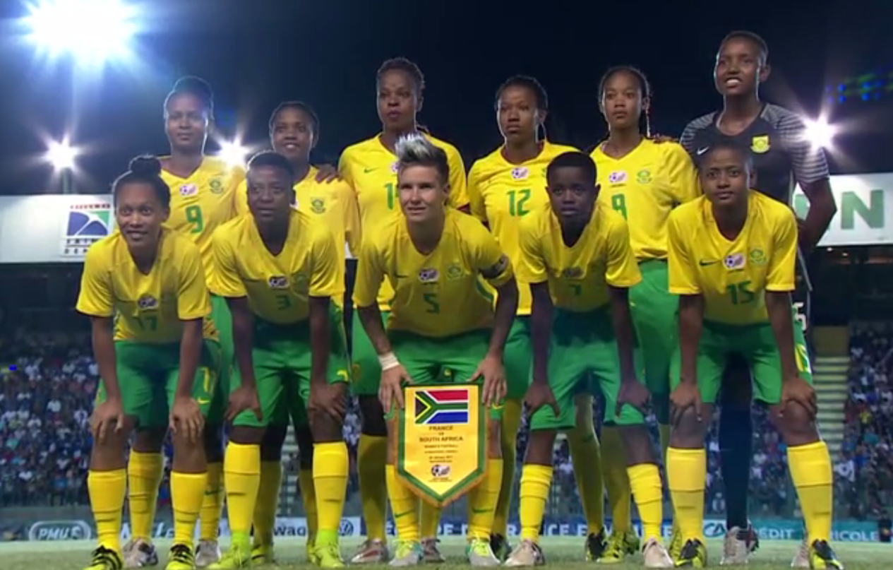 Le onze sud-africain