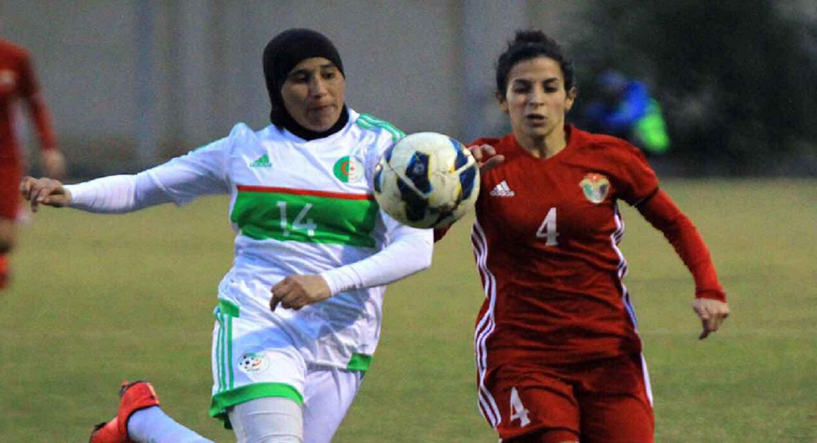 Jordanie - Algérie, dimanche dernier à Amman