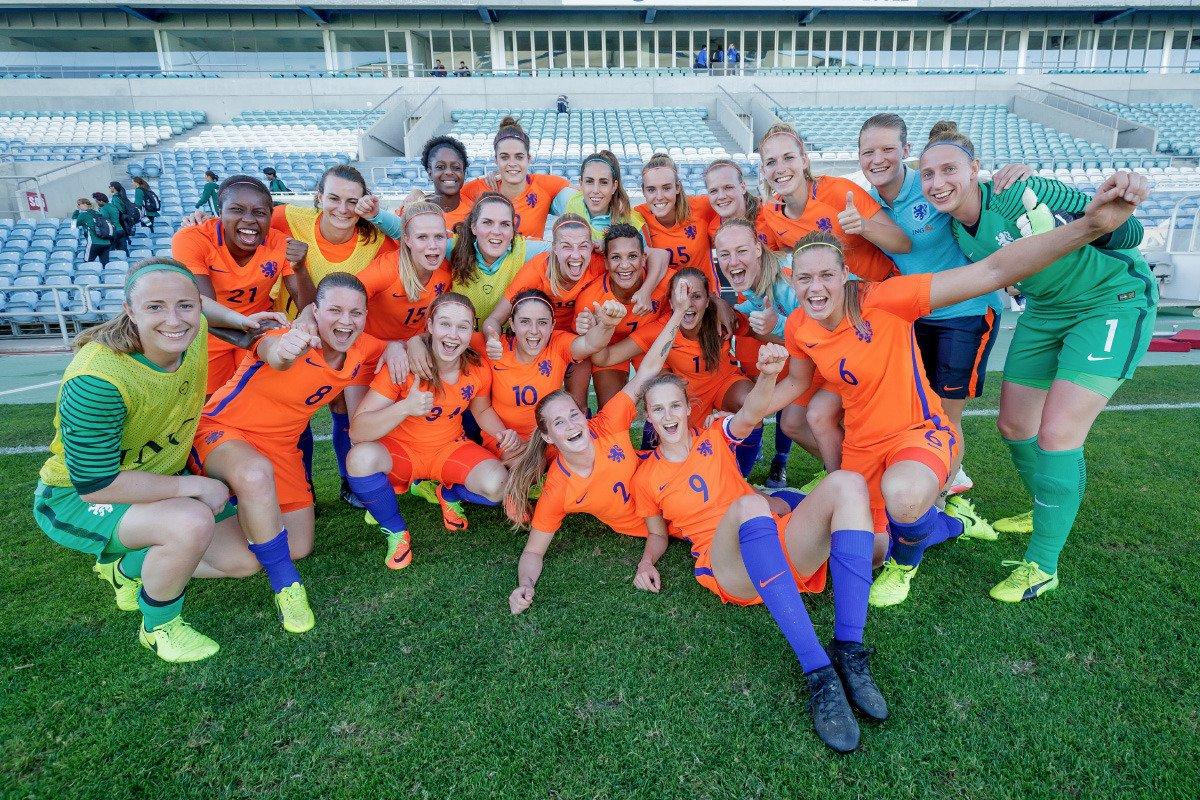 Les Pays-Bas prennent la 5e place