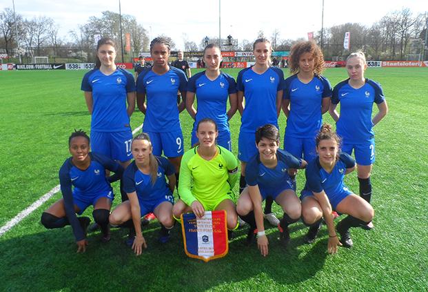 U19 (Tour Elite) - La FRANCE a bien réagi face au PORTUGAL (3-1)