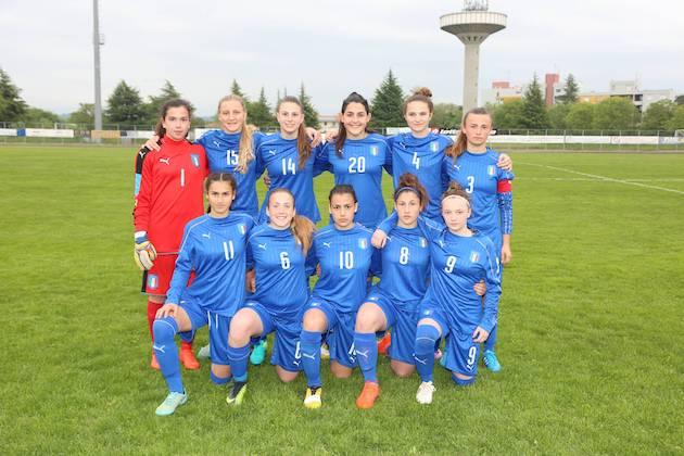 U16 - Torneo delle Nazioni : La FRANCE rate le coche face à l'ITALIE (0-0)