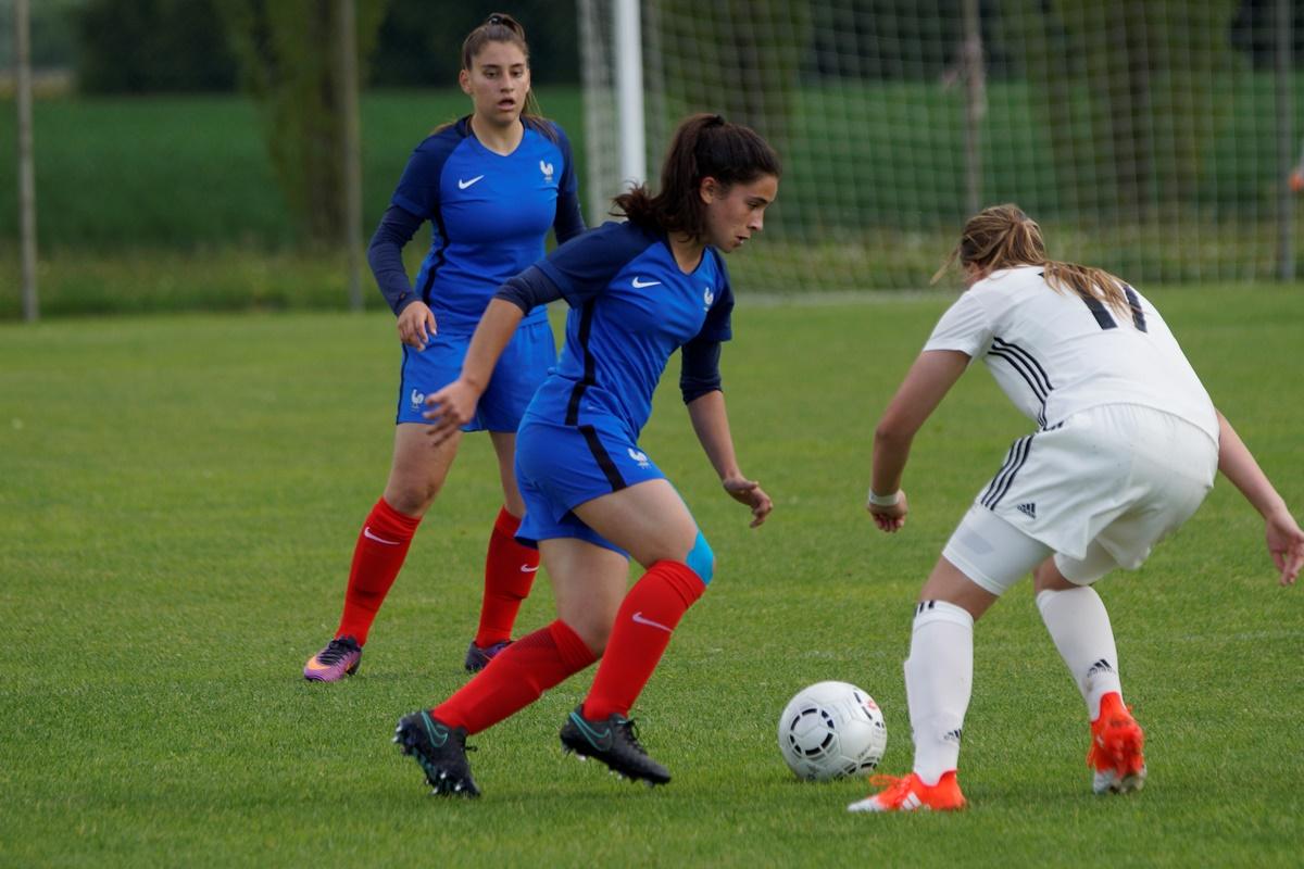 U16 - Torneo delle Nazioni : Match nul face à l'ALLEMAGNE (1-1)