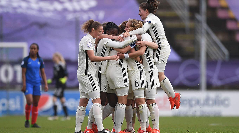 L'Allemagne en force
