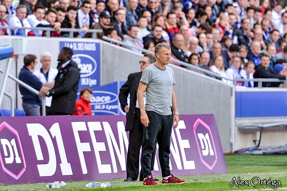 Patrice Lair a tout gagné avec Lyon et espère ouvrir son palmarès avec le PSG