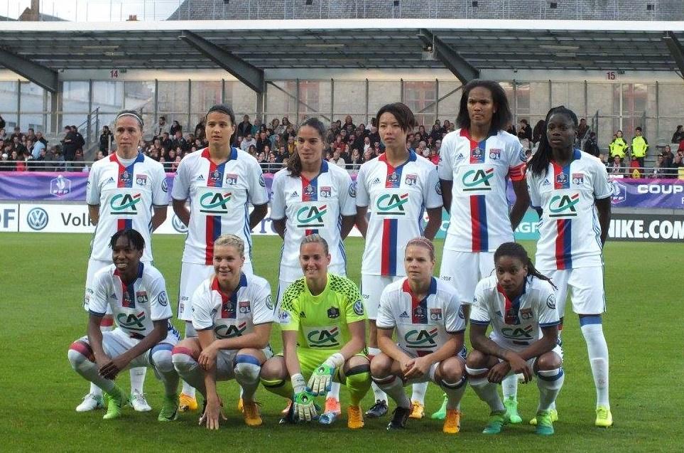 Olympique Lyonnais (photo Ligue Bretagne)
