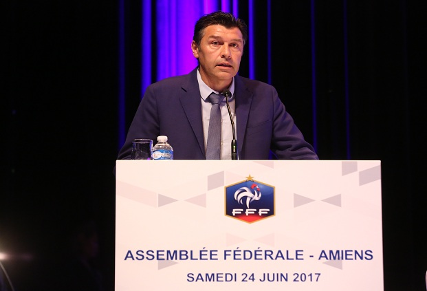 Hubert Fournier, nouveau Directeur Technique National (photo FFF)