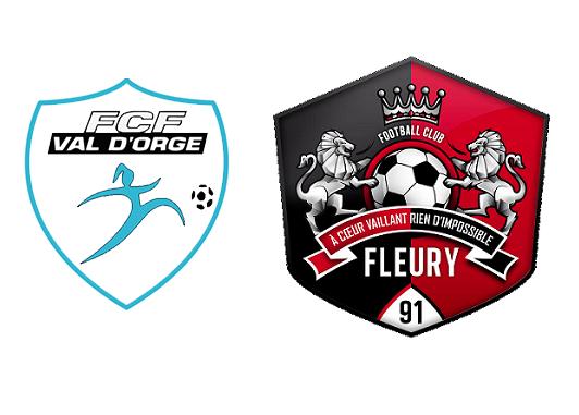 #D1F - Le FCF VAL D'ORGE transfère ses droits au FC FLEURY 91