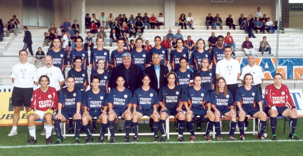 Montpellier en 2002
