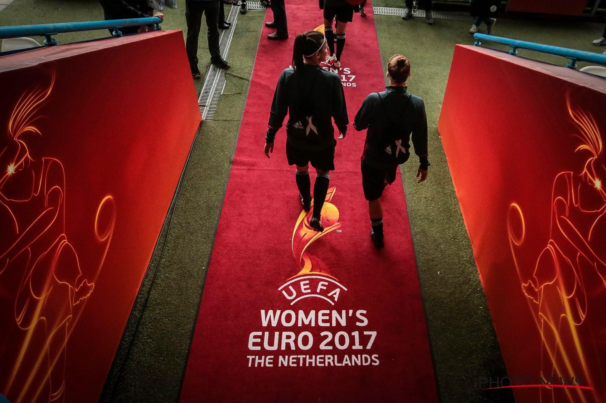 La Belgique s'apprête à disputer son premier match de phase finale (photonews)