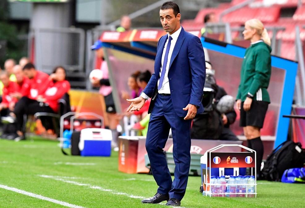 Echouafni devra trouver la bonne équipe face à la Suisse