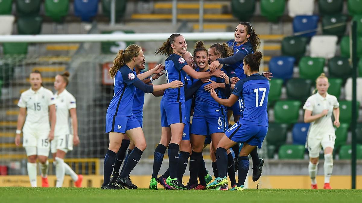 Les Bleuettes ont de la ressource (photo UEFA.com)
