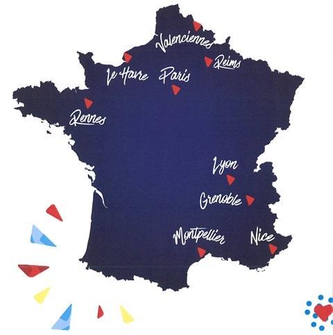 Coupe Du Monde Feminine 2019 Calendrier Stade.Coupe Du Monde 2019 Les Dates Et Les Stades Ce Que L On