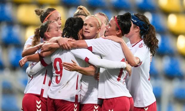 Les Danoises restent solidaires dans le bras de fer avec leur fédération (photo DBU)