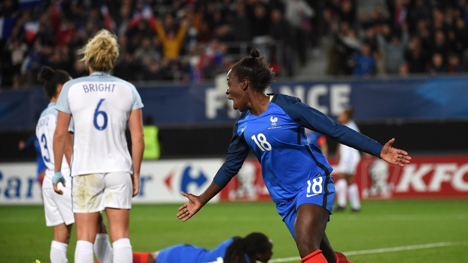 Geyoro a libéré la France (photo FFF)
