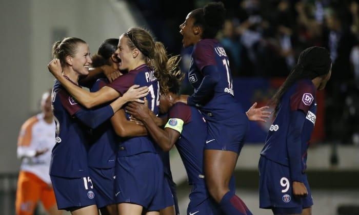 Le PSG continue sur sa lancée avec une septième victoire consécutive (photo PSG.fr)