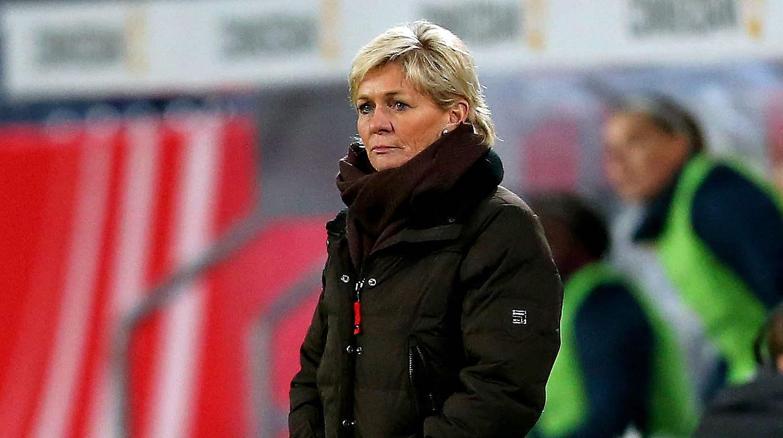 Comme joueuse puis sélectionneuse, Silvia Neid a tout remporté avec l'Allemagne (photo DFB)
