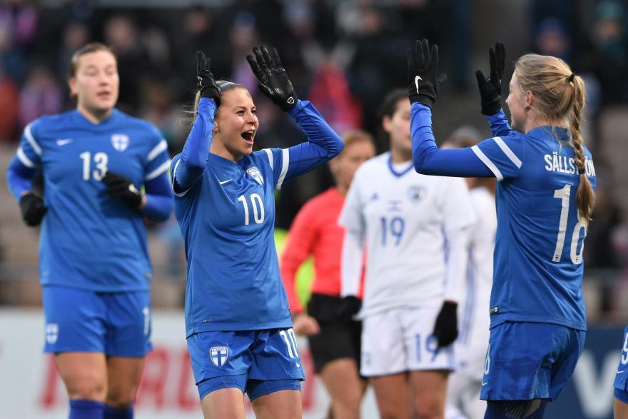 La Finlande termine l'année 2017 sur une victoire