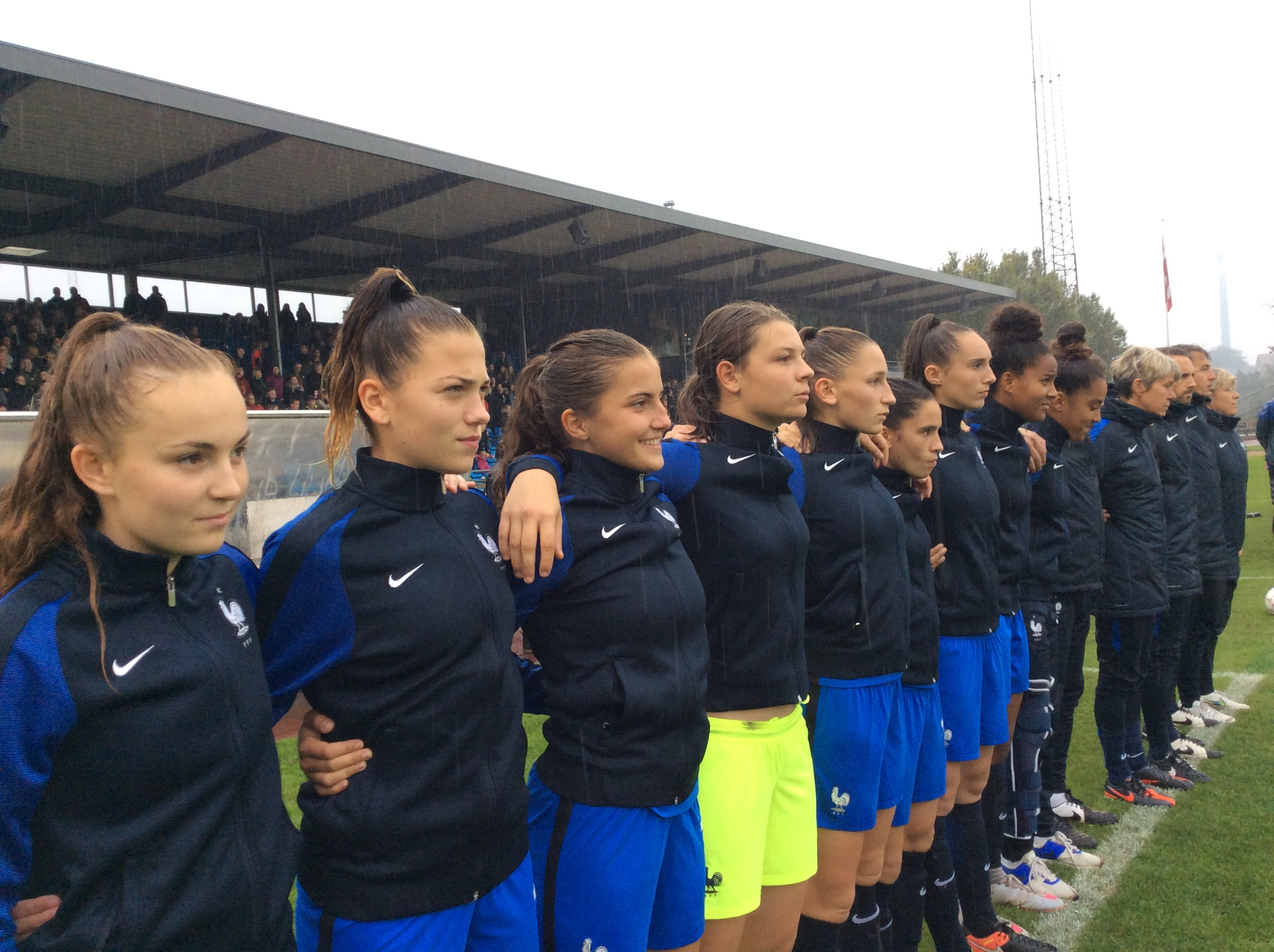 U17 - Le tour Elite en France du 22 au 28 mars 2018, les U19 en Finlande début avril