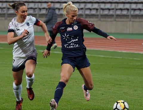 Jakobsson a fait un retour remarqué avec Montpellier